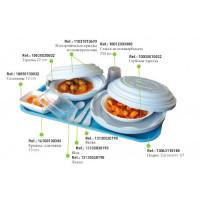 Изобокс для горячих блюд AMC